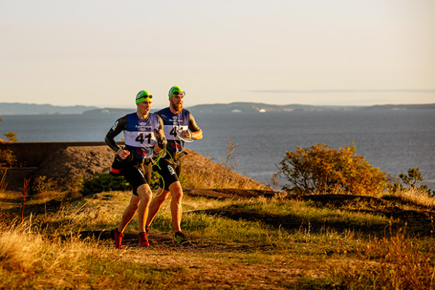 Bijzondere races: Swimrun to the World's End