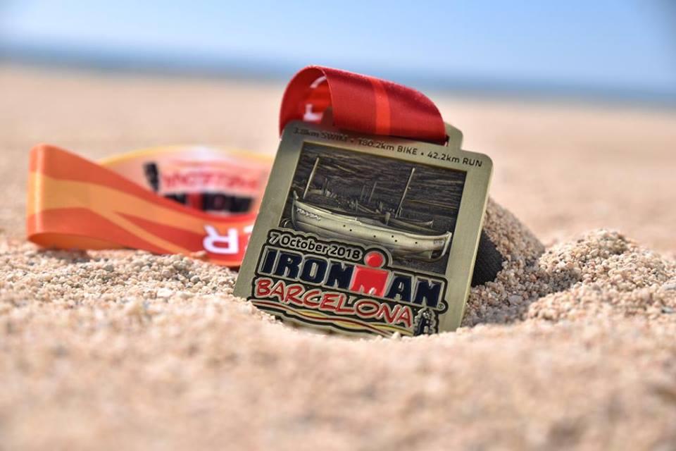 Drie medailles voor Age Groupers in Ironman Barcelona en Ironman Lanzarote 70.3