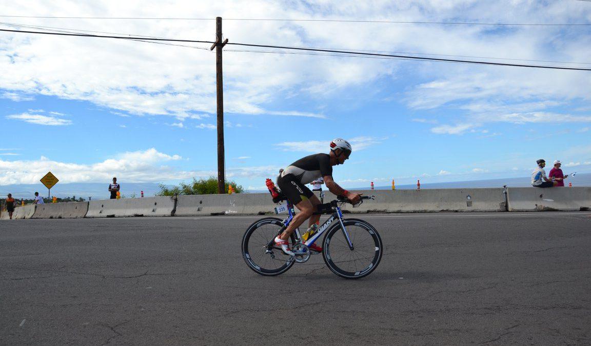 Leo Muijs na Ironman Hawaii: 'Het was toch wel weer heel erg warm'