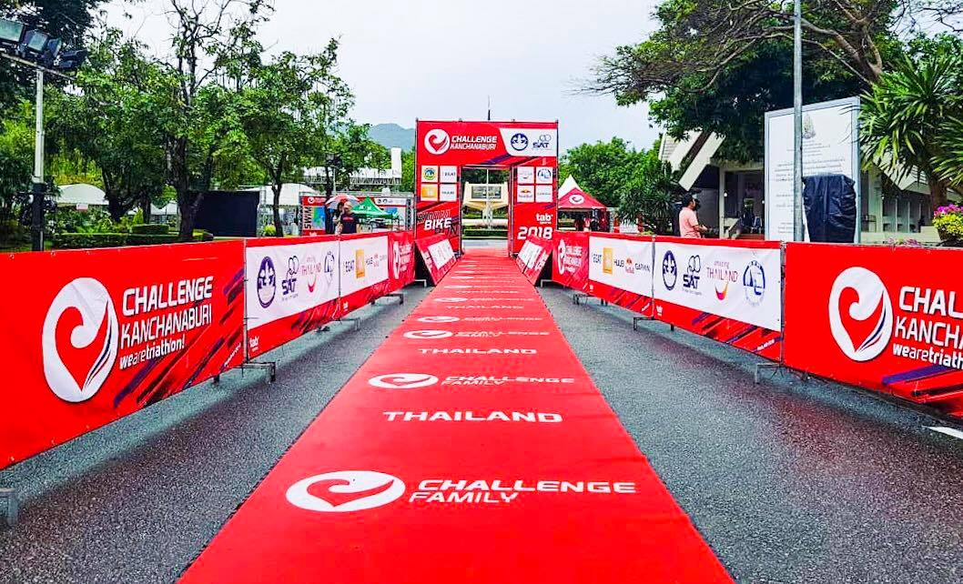 Oranje boven in Thailand: Yvonne van Vlerken wint Challenge Kanchanaburi, Els Visser tweede