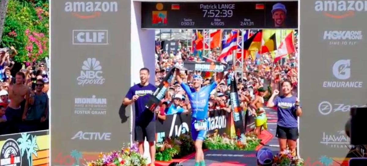 In beeld gevangen: Ironman Hawaii