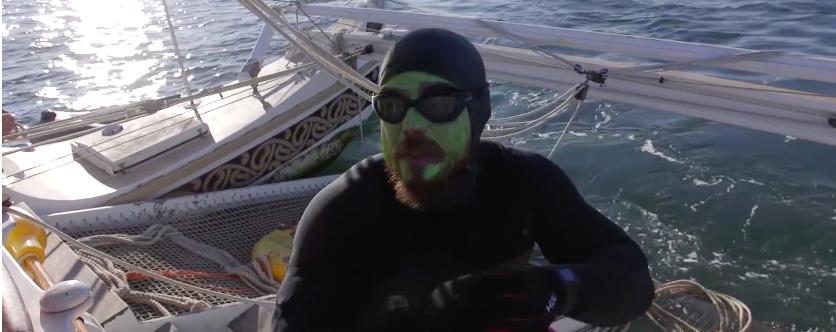 Extreem: Ross Edgley nadert einde zwemtocht rondom Groot-Brittannië