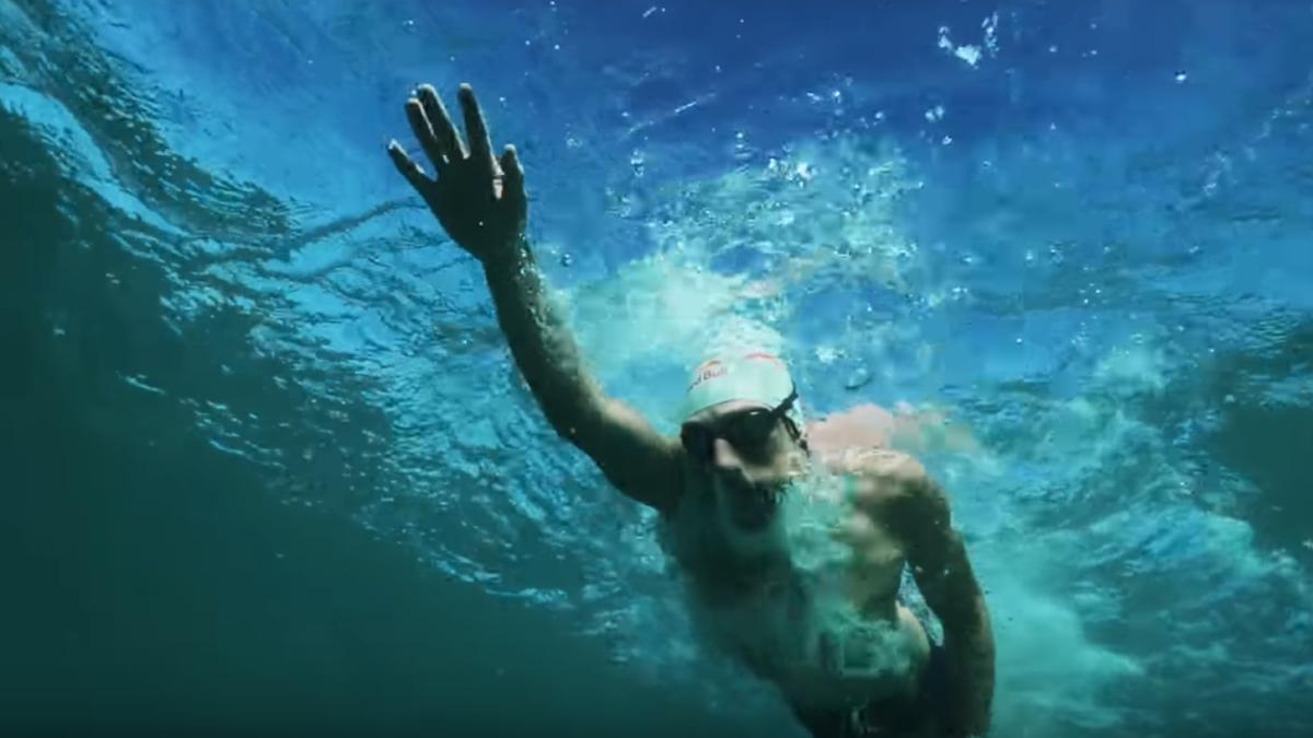 Sebastian Kienle klaar voor Ironman Hawaii [VIDEO]