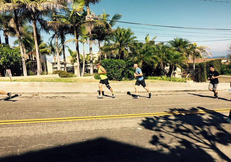 Los Angeles krijgt haar triathlon terug