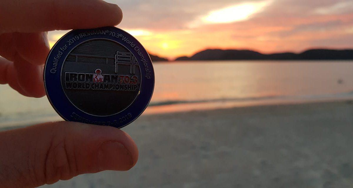 Snelle tijden en Age Group medailles bij internationale triathlons
