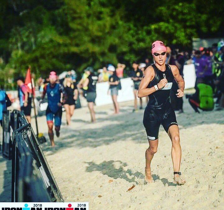 Els Visser roept getuigen 'zwemincident' Ironman Maastricht op