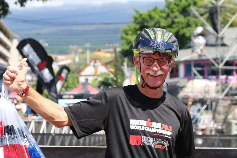 Pensioen geeft Willehard Wortelboer ruimte om te leven als topsporter