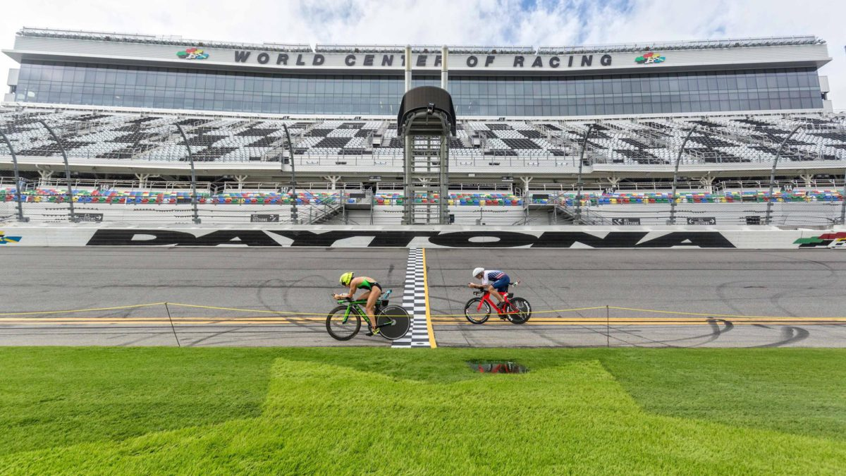 Challenge Daytona, Daniela Ryf en Patrick Lange vallen in de prijzen
