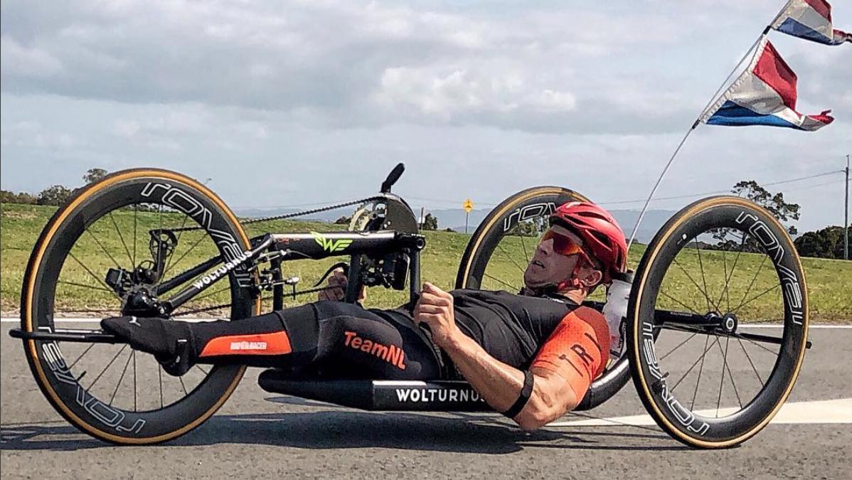 Jetze Plat niet bij laatste drie genomineerden 'Paralympische Sporter van het Jaar'
