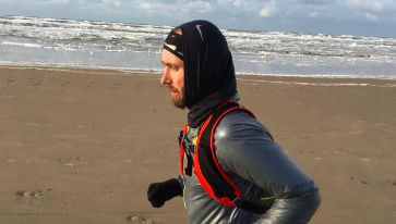 Tim Wolvetang over 130 kilometer hardlopen: 'Het mooie vind ik het avontuur'