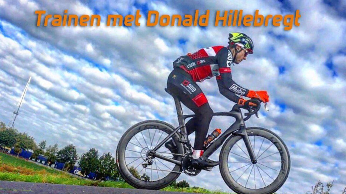 Trainen met Donald Hillebregt: donderdag