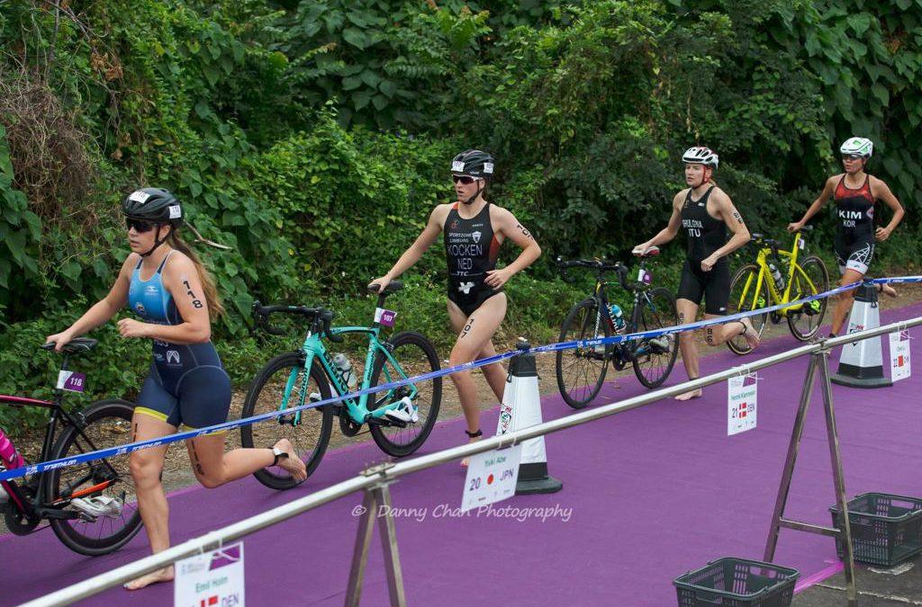 Na blessureperiode is Jeanine Kocken weer terug op niveau: 'Bijzonder dat ik weer kan racen'