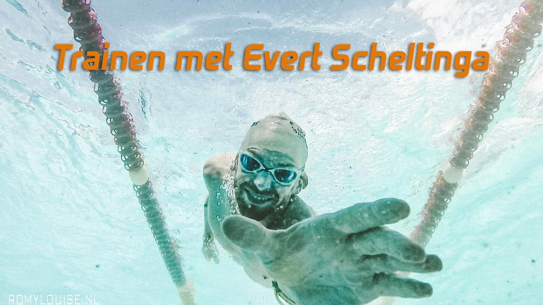Trainen met Evert Scheltinga: zaterdag