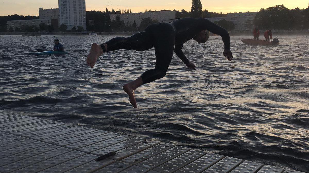 Zes dingen die triatleten van zwemmers kunnen leren