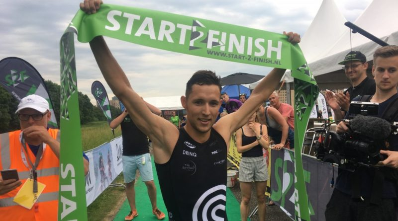 DUIN Triathlon & Duathlon introduceert Open Triple Mix 'voor iedereen'