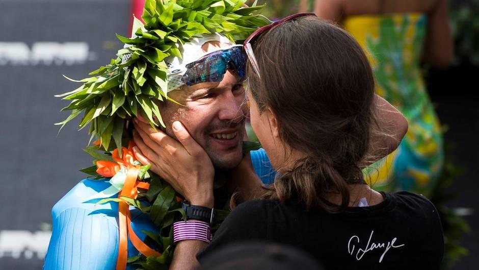 Patrick Lange in Duitsland verkozen tot 'Sportman van het Jaar'