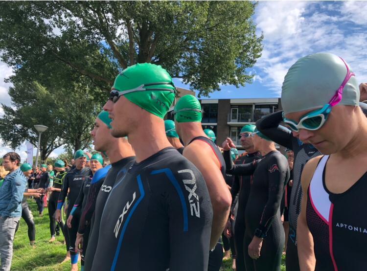 Flevoland twee 'halve triathlons' rijker