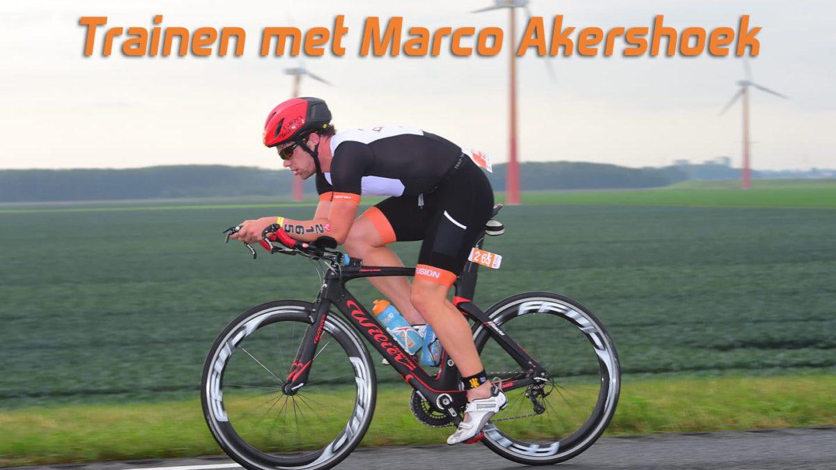 Trainen met Marco Akershoek: zondag