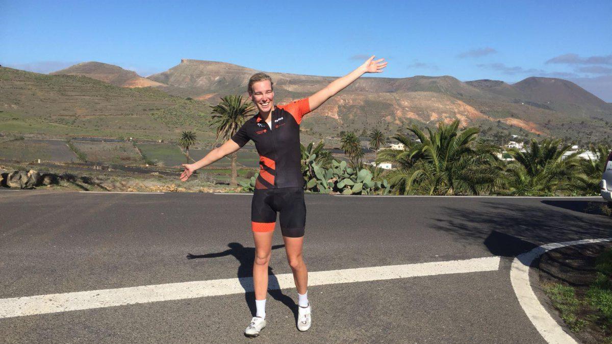 De winter van Marije Dankelman: 'Vanaf nu ligt de focus weer volledig op triathlon'
