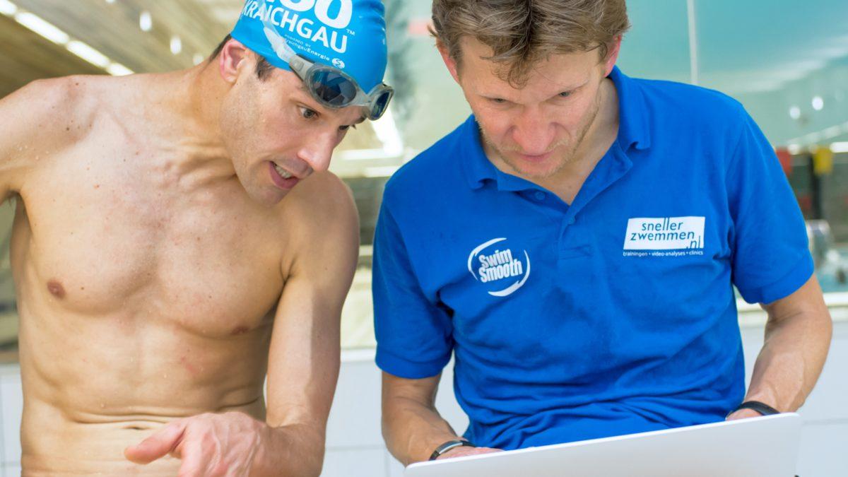 Rob Kwaaitaal over Swim Smooth: 'het coaching systeem voor de individuele zwemmer'