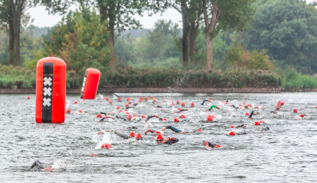 TRI Ouderkerk organiseert exclusieve Team-Relay voor ploegen Teamcompetities: 'Dit format staat garant voor spektakel'