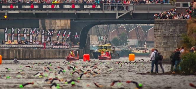 Ironman mikt op deelname pro's in Maastricht en Hoorn