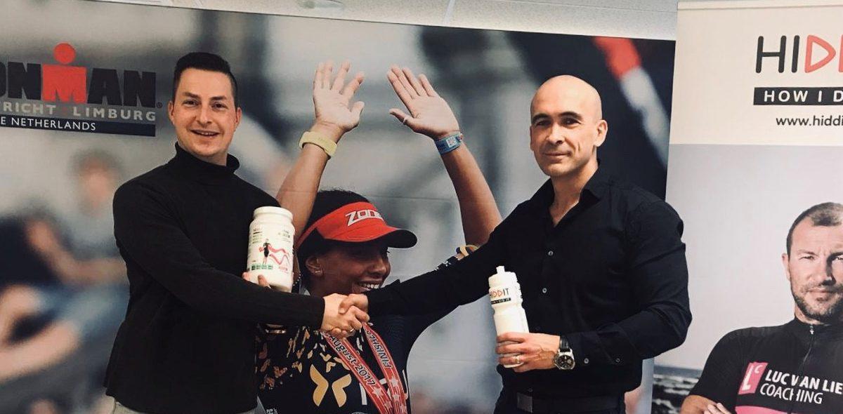 Ironman The Netherlands en Hiddit vinden elkaar in partnerschap