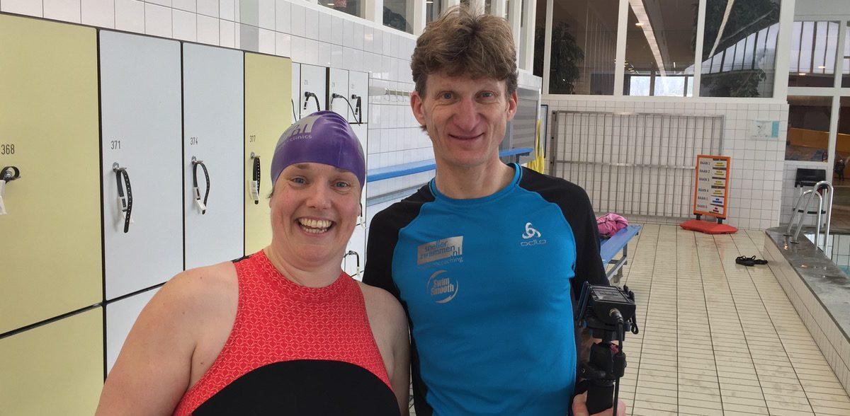 Martine Dogger over Swim Smooth Video-analyse