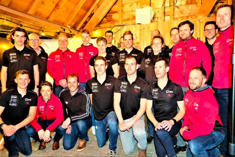 Nederlandse topatleten vinden weg naar Belgisch SMO-Specialized triathlonteam: Bas Diederen meest opvallend