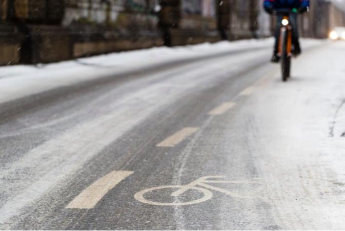 Gelderland bouwt aan langste verwarmde fietspad van Europa