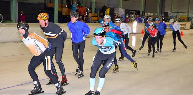 Jeroen Lute kroont zich Nationaal Kampioen Wintertriathlon, Jeike Wallinga ook na bizarre vrouwenrace