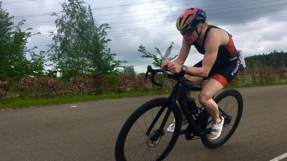 In beeld gevangen: Triami Sprint Triathlon