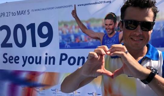 Pontevedra wordt grootste ITU Multisport World Championships event tot nu toe