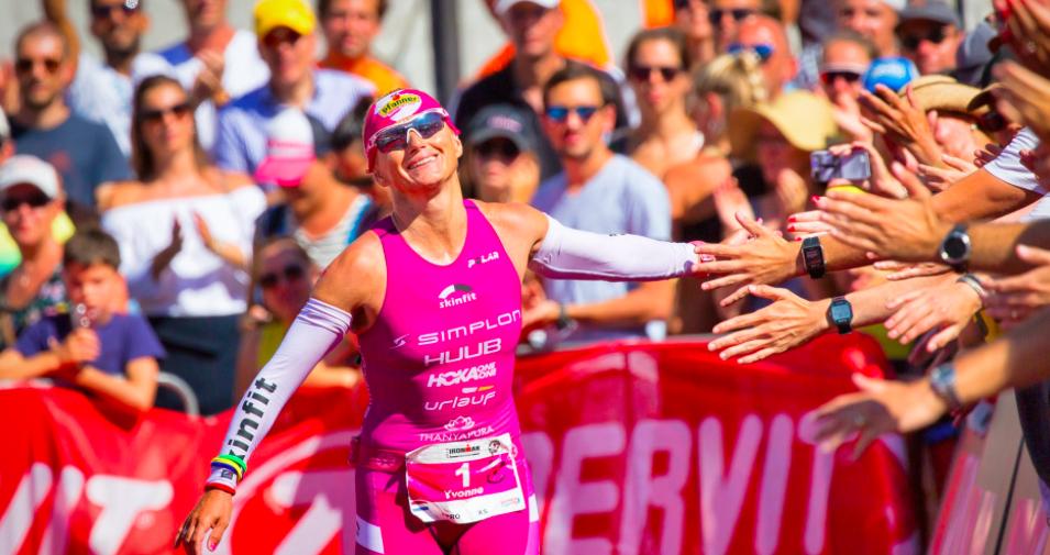 Yvonne van Vlerken na maanden rust aan start Challenge Cancun: 'In een triathlon kan alles gebeuren'