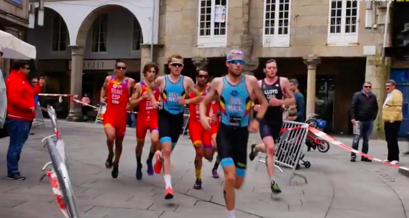 Terugblik op bronzen race Thomas Cremers: sfeervideo