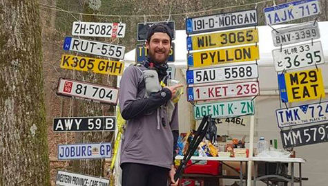 The Barkley Marathons opnieuw extreem in 2019: géén finishers