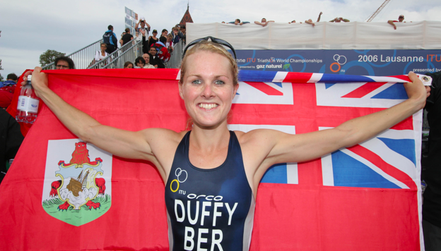 Geen Flora Duffy bij World Triathlon Series Bermuda