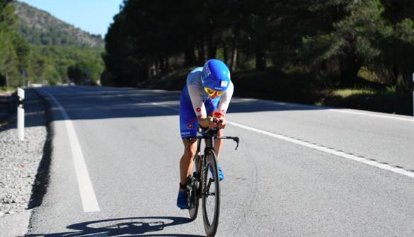 Andreas Dreitz en Laura Philipp magnifiek in Ironman 70.3 Marbella
