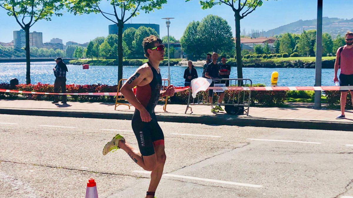 Victor Goené pakt brons op WK Cross Triathlon U23: 'Euforisch gevoel'
