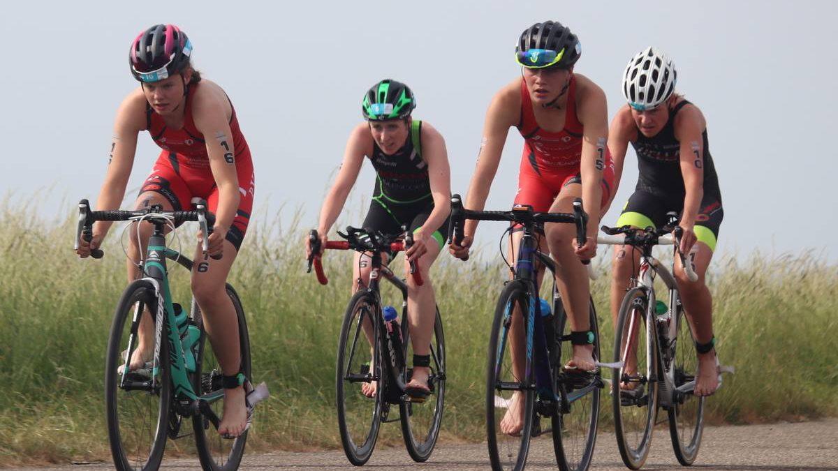 Koude water gooit roet in eten Triple Mix DUIN Triathlon & Duathlon, organisatie vindt alternatief