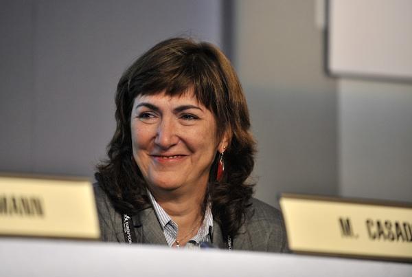 ITU voorzitter Marisol Casado onderdeel van Olympische Commissie 2028