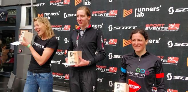 Sarissa de Vries wint Bilzen 111, Bas Diederen wordt tweede