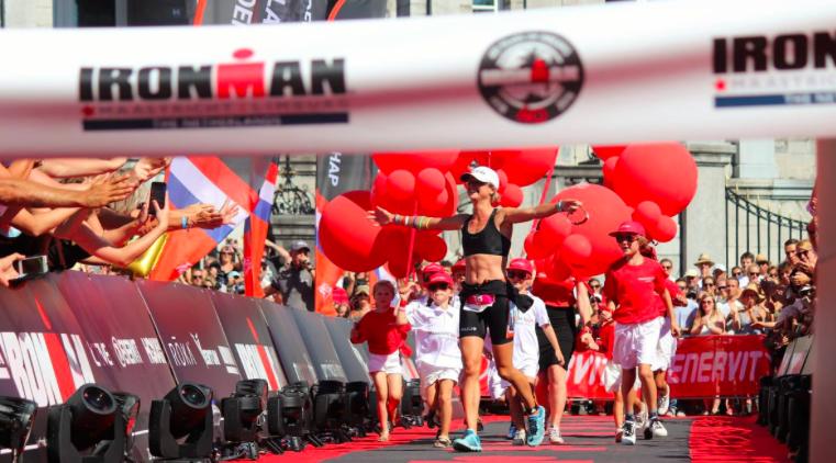 Kort geding Els Visser en Ironman 'zeer bijzonder'