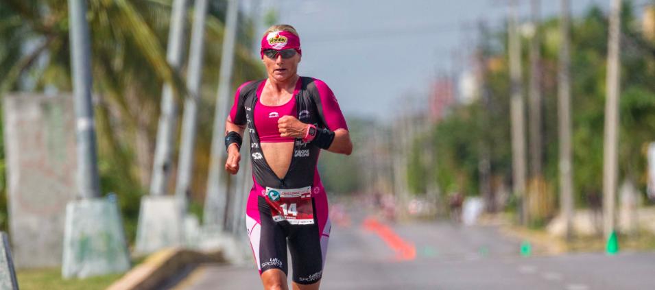 Yvonne van Vlerken pakt Ironman Maastricht opnieuw mee: 'Kom maar op'