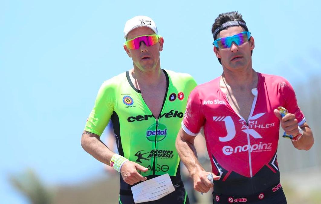 Ironman Lanzarote – Een ticket naar Kona voor Van Lierde