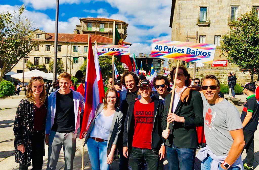 Organisator Jort Vlam blikt terug op WK Pontevedra, kijkt vooruit naar Almere 2020