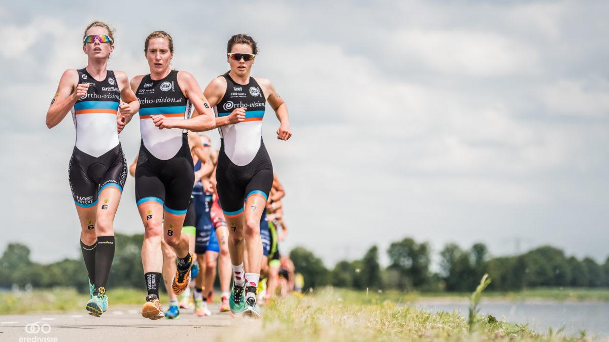 Rotterdam klaar voor derde race Teamcompetities: opnieuw sensatie met triple mix