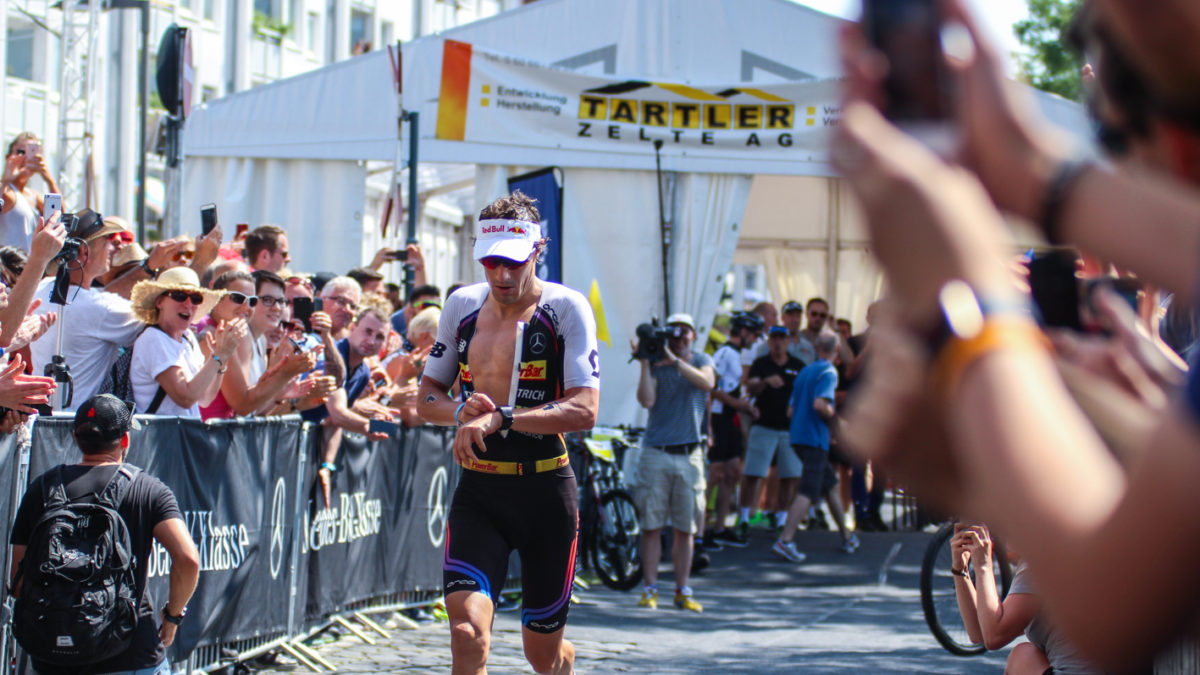 Aanpassing loopparcours Ironman Frankfurt, een groot startveld en kansen voor Bas Diederen