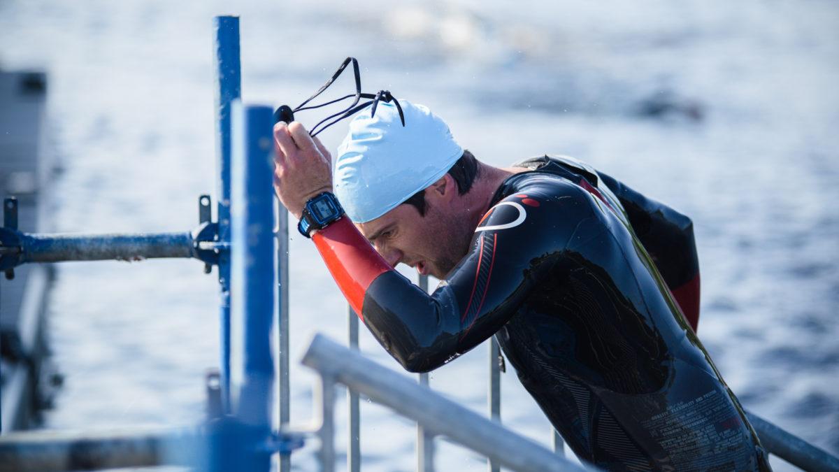 In beeld gevangen: triathlon Oud Gastel