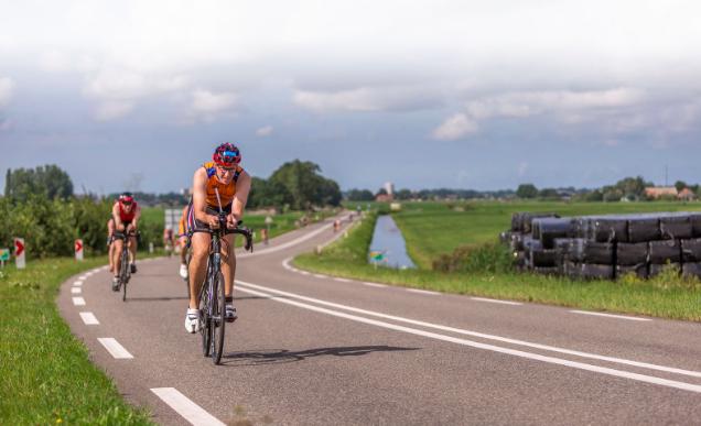 Triathlon Leiderdorp breidt uit met nieuwe disciplines: 'Een heerlijke race, waar je echt kan knallen'